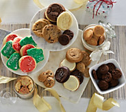 Ships 12/5 Cheryls 94 Piece Holiday Cookie Assortment - M52419