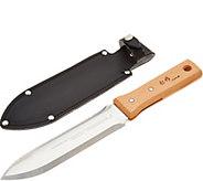Nisaku Hori Hori Stainless Steel Planting & Weeding Knife - M52719