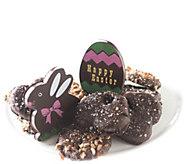 Landies Candies 14-piece Easter Dark ChocolateCollection - M115220