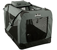 Petmaker Portable Soft-Sided Large Pet Crate - M115520