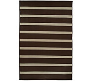 Tommy Bahama 5 x 7 Indoor/Outdoor Striped Rug - M46720