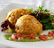 Great Gourmet (10) 3 oz. Eastern Shore Seafood Cakes - M47520