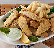Anderson Seafoods (3)1lb Wild Parm Basil Cod Auto-Delivery - M57320
