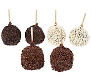 Mrs. Prindables Chocolaty Chocolate Apple Assortment - M106421