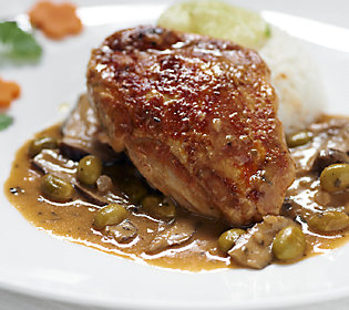 Product image of The Perfect Gourmet (6) 8oz. Thai Chicken Breasts
