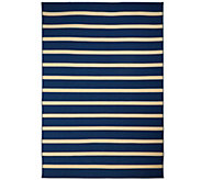 Tommy Bahama 7 x 10 Indoor/Outdoor Striped Rug - M46721