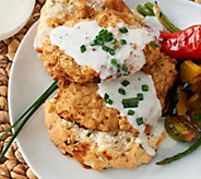 Heartland Fresh (15) 5-oz Chicken Fried Chicken & Gravy Auto-Delivery - M55921