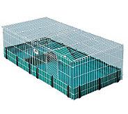Guinea Pig Habitat Plus Pet Cage - M109522