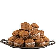 Marilyns Gourmet 24 Jumbo 5-oz Gluten-Free Muffins - M116522