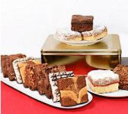Davids Cookies 15-Piece Brownie & Crumb Cake Assortment - M116922