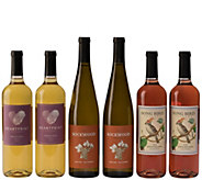 Sweet Wines 6-Bottle Assortment by Vintage WineEstates - M117022
