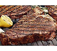 Kansas City Steak Co. (6) 20oz T-Bone Steaks - M34822