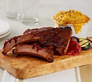 Corkys BBQ (4) 1 lb. Rib Racks & 2 lb. Twice Baked PotatoCasserole - M47422