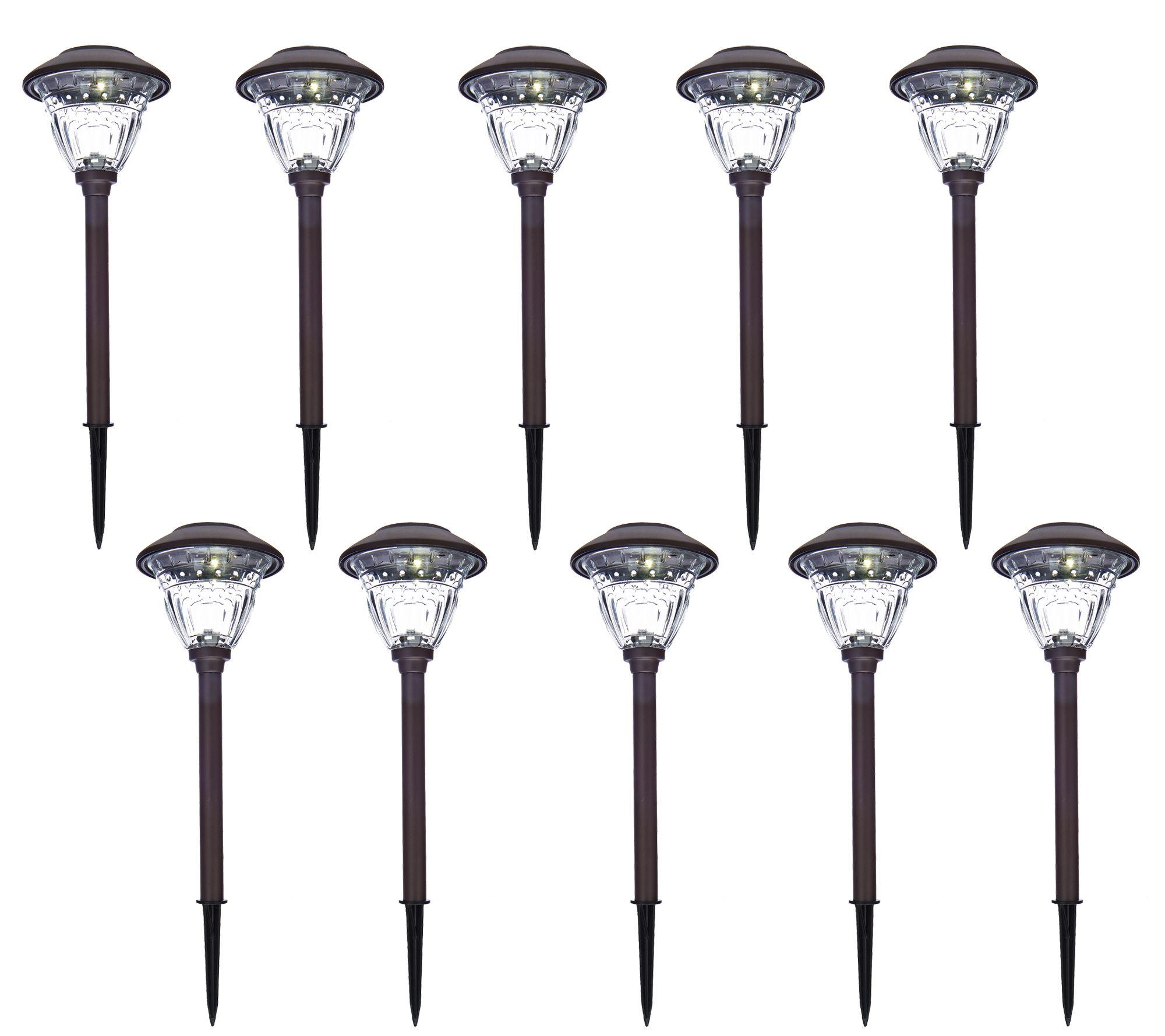 Http Www Qvc Com Energizer 10 Pc Solar Landscape Path Light Set Product M48322 Html