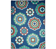 Tommy Bahama Medallion 7x10 Indoor/Outdoor Rug - M52422