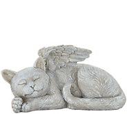 Memorial Angel Pet Statue by Design Toscano - M55522
