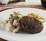 Rastelli Market Fresh (10) 5oz. AHA Certified Sirloin Steaks Auto-Delivery - M55922