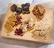 My Boys Baking 8-pc Cookie and (4) 9-Piece Biscotti Assortment - M56222