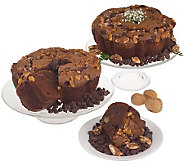 My Grandmas (2) 8 Ted Williams Chocolate Coffee Cakes - M102223