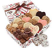 Cheryls Valentines Day Bakery Sampler - M114423