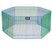 Small Animal Exercise Playpen Six Panel - M109524