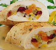 Stuffin Gourmet (8) 6 oz. Cranberry Stuffed Chicken & Bonus Gravy - M23524