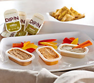 Dipin Hummus (30) 1.42 oz. Snack Packs - M47724