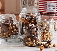 Ships 12/5 Hampton Popcorn Set of 8 Sweet Treat Popcorn Bags - M51224