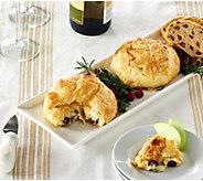 Elegant Brie (2) 12 oz. Handcrafted Brie en Croute - M51424