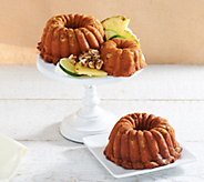 Ships 11/7 Lighthouse Rum Cakes (1) 5 oz. & (2) 16 oz. Rum Cakes - M52024