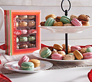 Ships 12/12 Cocola Bakery 30 Count Macaron Assortment - M53624