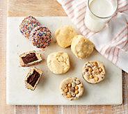 MdoughW (12) Stuffed Cookie Cup Doughees Assortment - M57524