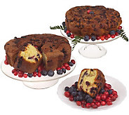 My Grandmas (2) 8Red, White, and Blue PatriotCoffee Cakes - M102225