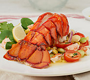 Absolutely Lobster (10) 6 oz. Lobster Tails with Butter - M50225