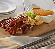 Corkys BBQ (3) 2 lb. Rib Racks w/ Potato Casserole or Mac and Cheese - M50425