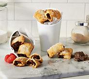 Zaros Family Bakery (40) 1 oz. Rugelach Pastries - M51125