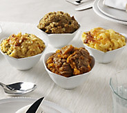 Ships 11/7 St. Clair (4) 2 lb. Side Dish Sampler Auto-Delivery - M52725