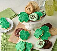 Cheryls 24 Piece St. Patricks Day Cookie Assortment - M54125