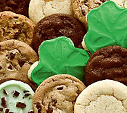 Cheryls 36-piece St. Patricks Day Assorted Cookies - M110726