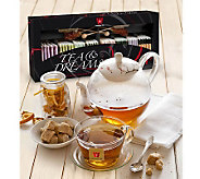 Wissotzky Tea and Dreams Collection with 40 Assorted Teas - M112926