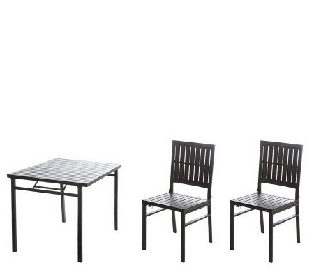 Smartfold Outdoor Dining Set By Cosco Furniture