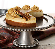 Ship week 12/7 Juniors Pumpkin Pie Cheesecake - M48226