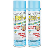 Set of 2 18-oz Professional Odor Eliminators byCampanelli - M114627