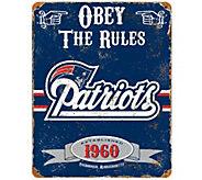 NFL Vintage Sign - M115727