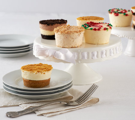 juniors mini cheesecakes