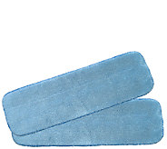 Don Asletts Multipurpose Microfiber Mop Pads,Set of 2 - M103928