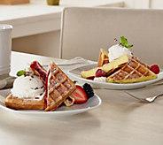 Prince Waffles 18 Imported Fruit & Custard Filled Belgium Waffles - M48428