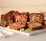 Strawberry Hill Povitica Co. (2) 2.5lb Loaves & (1) Bonus Loaf - M48728