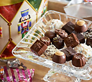 Harry London 6 lb. Nutcracker Tin with Chocolates Auto-Delivery - M53728
