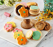 Ships 4/3 Cheryls 24 pc. Taste of Spring Cookie Assortment - M54428